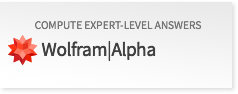 Compute expert-level answers—Wolfram|Alpha