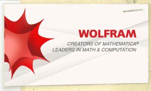 Wolfram: Creators of Mathematica, Leaders in Math & Computation